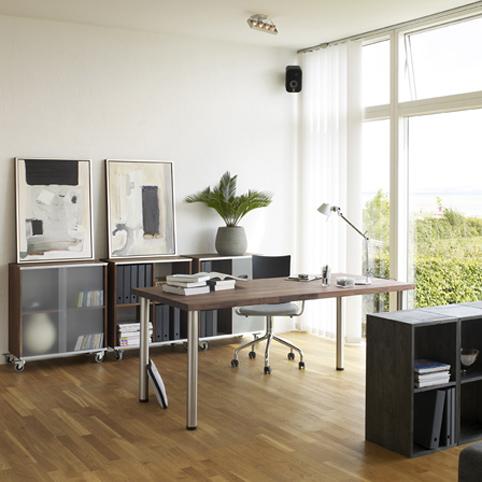 Splinterny Inspiration til værelset/kontoret | Indret med træmøbler VP27